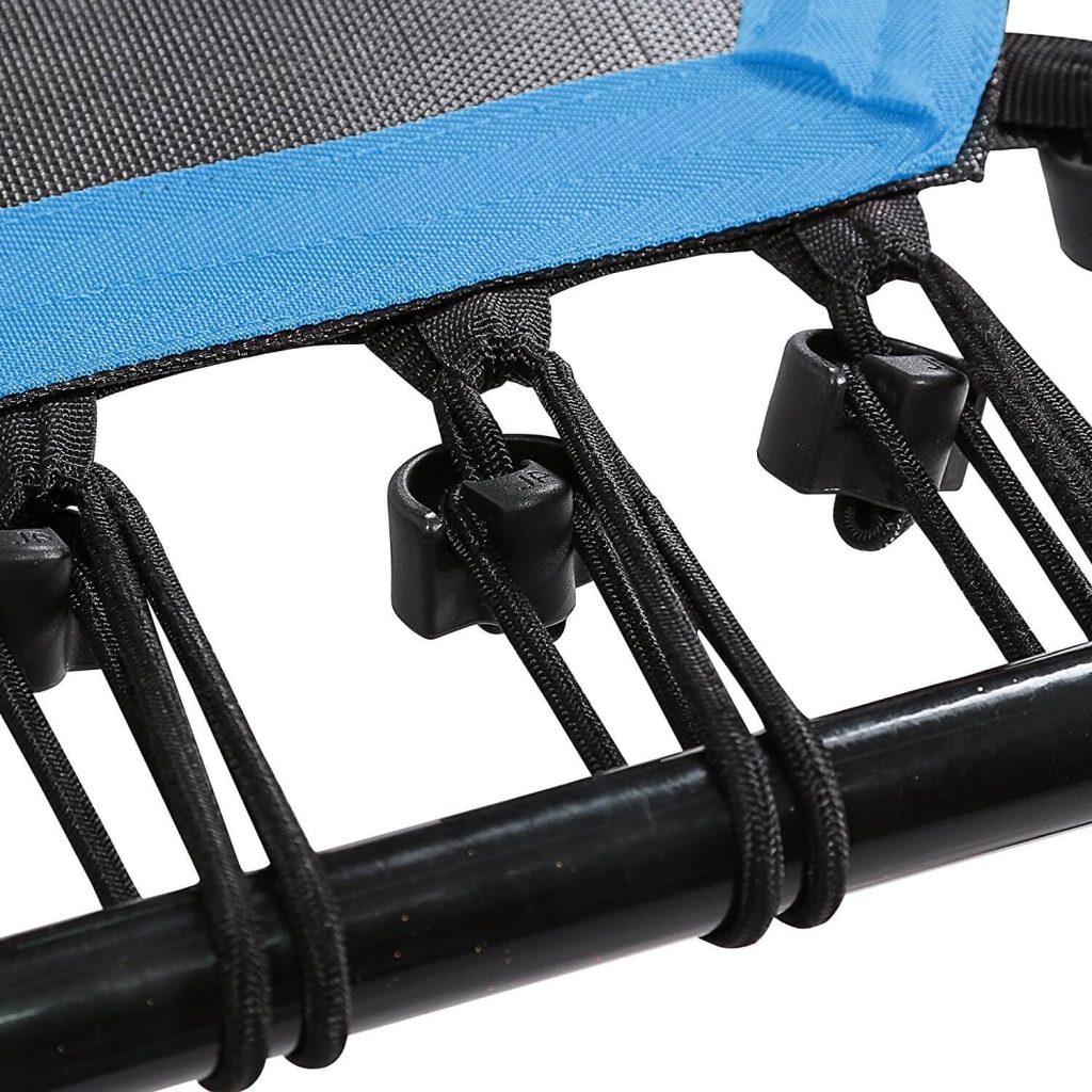 sistema de rebound del SportPlus Fitness la mejor oferta más barata de trampolín jumping