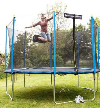 La mejor oferta y precio de la tabla para cama elástica Ultrasport trampolin Board