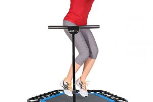 Comprar trampolin booming fitness El mejor trampolín Fitness de 2018 SportPlus
