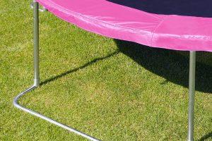 Cama elastica ultrasport jumper bungee fitness jump jump modelo rosa
